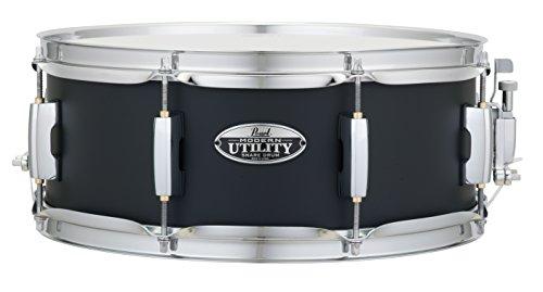 - Pearl Snare Drum, Satin Black (MUS1455M227)