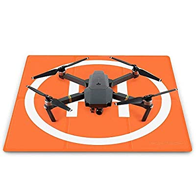 PGYTECH Landing Pad Pro 50cm x 50cm(20in x 20in) Double-Sided Waterproof for DJI Mavic 2 Pro/Zoom/Phantom Series: Toys & Games
