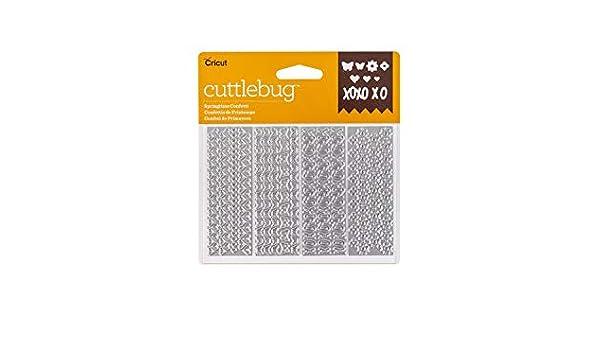 Cuttlebug Cricut 2003773 MAGNETC MT-6X8