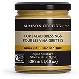 Maison Orphee Organic Dijon Mustard, 250ml