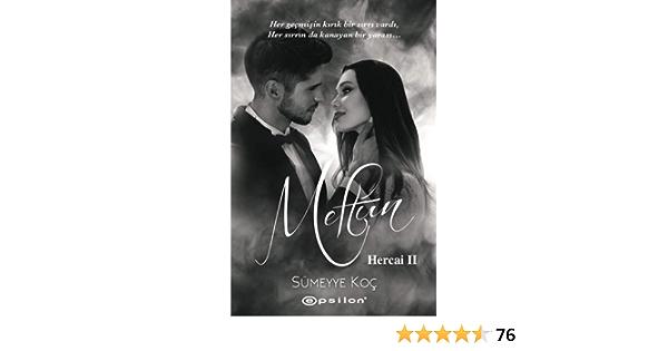 Amazon Com Meftun Hercai 2 Turkish Edition 9786051734491 Sumeyye Koc Books