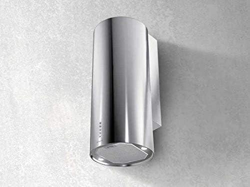 Faber Eclipse - Campana extractora de pared (acero inoxidable, 37 cm): Amazon.es: Grandes electrodomésticos