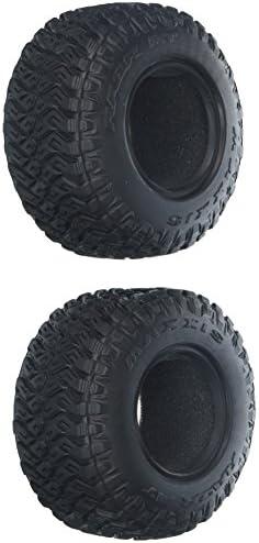 Losi Maxxis Razr Mud Terain、SCT TIRE (2)、LOS43016
