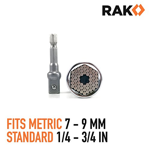 Автомобильный инструмент RAK Universal Socket Grip