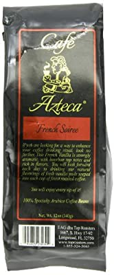 Cafe Azteca Coffee, French Soiree, 12 Ounce