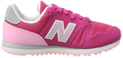 New Balance 373 Pink Formateurs Mixte Enfant Rose fn0ndrSq7x