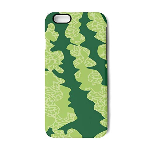 Green Watermelon Rind iPhone 7Plus case Anti-Fall Non-Slip Scratchproof Protective case for iPhone 8Plus case