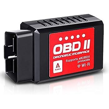 Amazon com: Car WIFI OBD 2 OBD2 OBDII Scan Tool Foseal