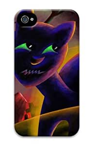 Iphone 5s for kids 3D PC Hard Shell Case Halloween Background 2 by Sallylotus