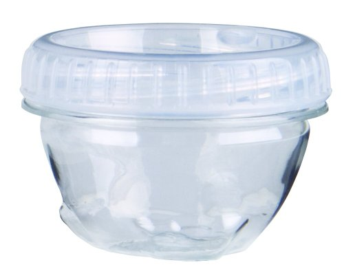 ArtBin 6940AB Twisterz Jar, Small/Short, Translucent,