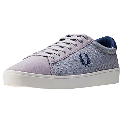 Fred Perry Spencer Woven Checkerboard Herren Sneakers