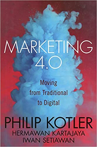 Book Title - Marketing 4.0: Moving from Traditional to Digital