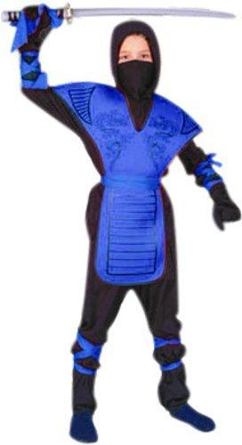 Disfraces RG 90005-YL Drag-n Ninja Master - Disfraz amarillo ...