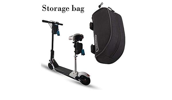 Bolsa de almacenamiento de manillar de scooter eléctrico ...