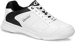 Dexter Men's Ricky Iv Wide Bowling Shoes, Whiteblack, Size 14
