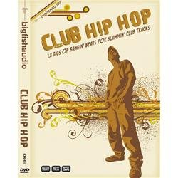 Big Fish Audio Club Hip Hop Audio Loops