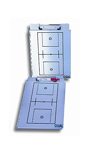 Goal Sporting Goods Lacrosse Portfolio Clipboard in White by Goal Sporting Goods (Image #1)