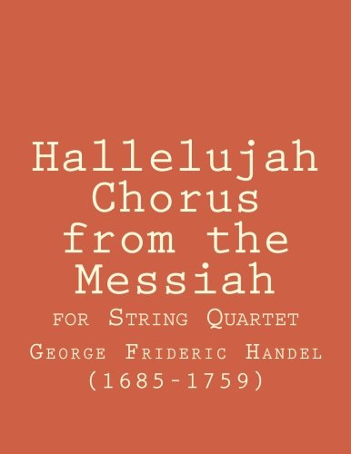 Hallelujah Chorus for String Quartet