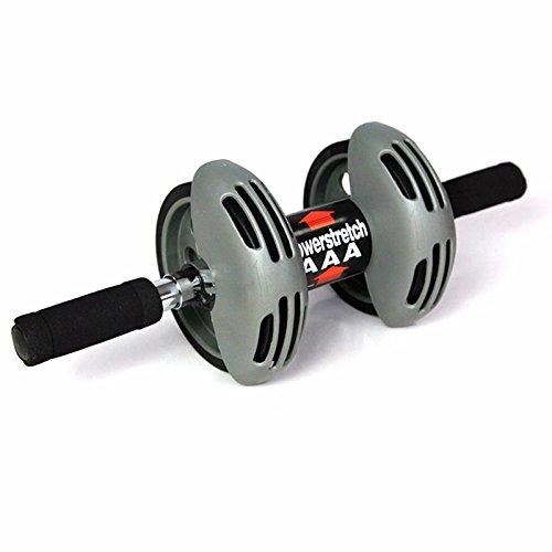 Homme Femme Pas de bruit roues roue abdominaux Exercice abdominaux Accueil Rouleaux de l'équipement de sport Équipement de conditionnement physique Exercice Roller