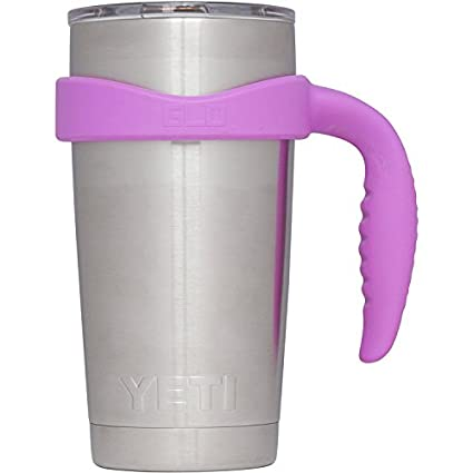75018677114 Image Unavailable. Image not available for. Color: Grab Life Outdoors 20oz Tumbler  Handle - Perfectly Fits 20 Oz YETI Rambler, Ozark Trail