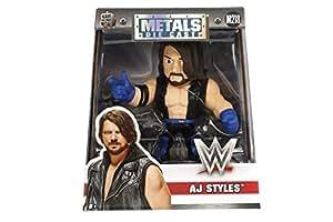 Metals WWE Classic 4 aJ Styles