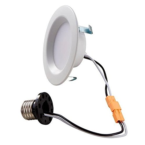 Four Downlight - Commercial Electric 4 in. Recessed Basic Downlight X45