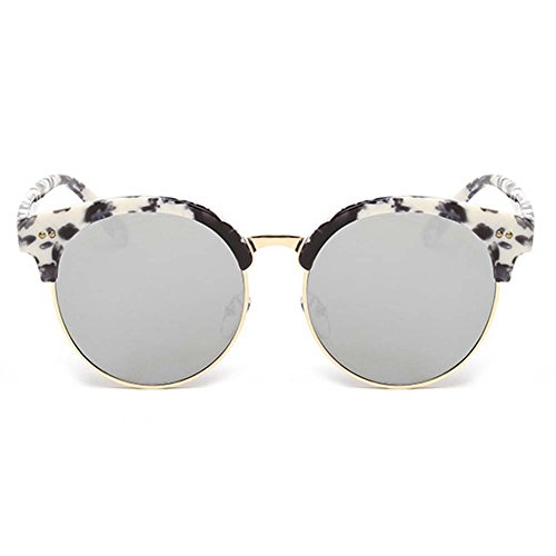 LOMOL 2016 New ladies Fashion Korean Style Personality Unique Design Round - Costa Much How Do Cost Sunglasses