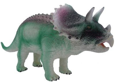 Rhode Island Novelty Soft Triceratops
