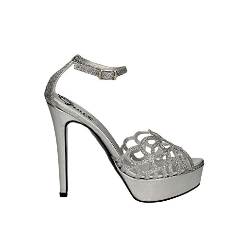 SHOES Hauts Femmes 3020 Sandales GRACE Or à Talons 39 BxA7qndw