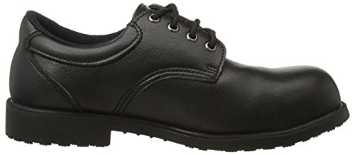 Shoes for Crews Steel Toe Cambridge, Scarpe Antinfortunistiche Uomo, Nero (Black), 40 2/3