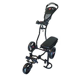 Spider 3 Wheel Golf Cart with Seat