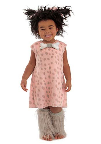 Princess Paradise Baby Cavebaby Girl Deluxe Costume, As As Shown, 18M/2T
