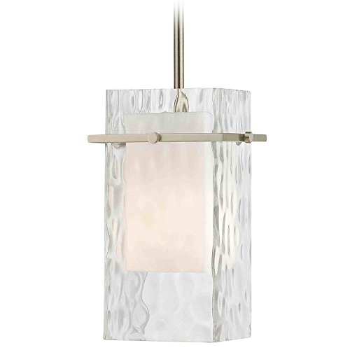 Water Glass Pendant Light