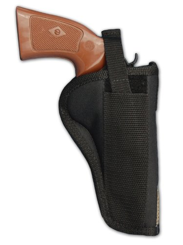 Barsony Gun Concealment OWB Belt Holster for COLT TROOPER right