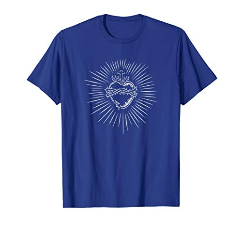 Sacred Heart Of Jesus Devotion Catholic T-Shirt