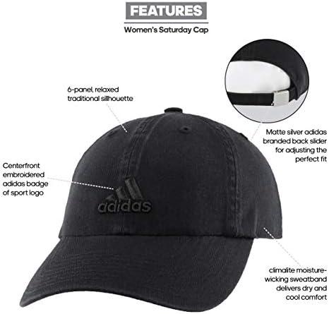 adidas Womens Saturday Cap (Red/One Size): Amazon.es: Deportes y ...