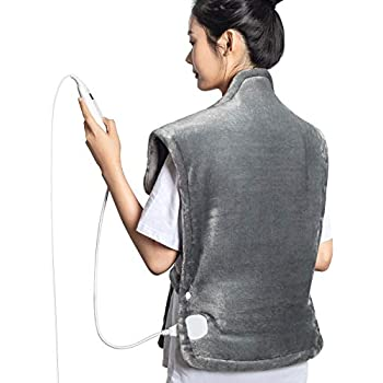iTeknic Heating Pad for Back Pain Relief- Extra Large [32