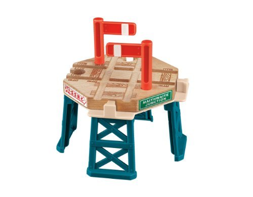 - Fisher-Price Thomas & Friends Wooden Railway, Elevated Crossing Gate