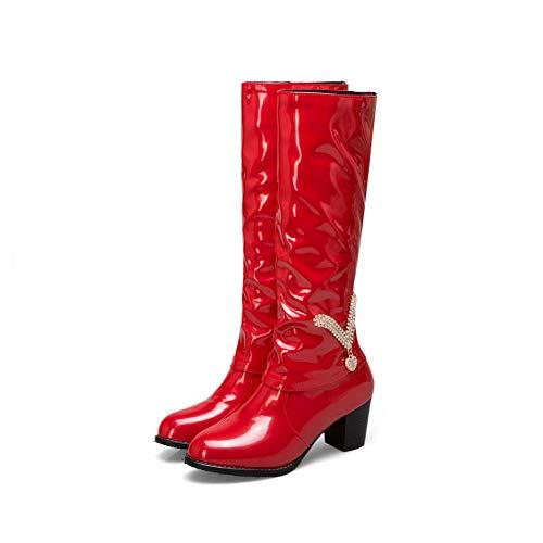 An Sandali Zeppa Con Dku02008 Red Donna 00xgnHwR