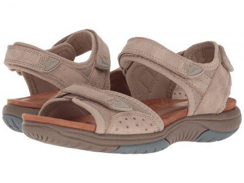 ポルトガル語染色社会Rockport(ロックポート) レディース 女性用 シューズ 靴 サンダル Franklin Three Strap - Sand [並行輸入品]
