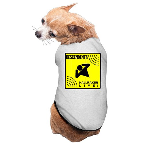[Dog Costume Descendents Hallraker-Live Cozy PuppyCostumes Pet Supplies] (Circle Jerk Costume)