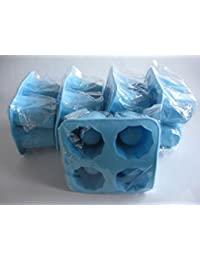 Win 5 Pcs. Ice Cube Shot Glass Freeze Mold 20 Shots Drinking Shooters Liquor lowestprice