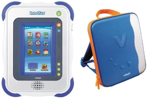Vtech InnoTab Learning Tablet with Case - Blue by VTech