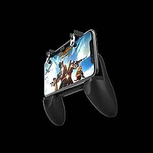 وحدة تحكم للعبة وايلدرنس اكشن ولعبة ببجي لموبايلات اندرويد وiOS من ميرون، اسود - 2724673578687