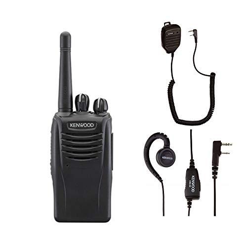 Kenwood TK-3360ISU16P ProTalk Compact VHF FM Intrinsically Safe Portable Radio Bundle ()