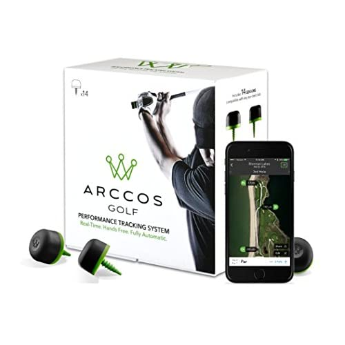 Arccos Golf GPS Shot Tracker