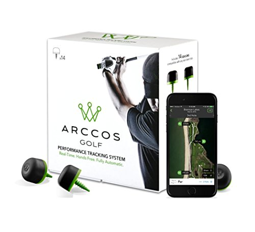 Arccos Golf GPS Shot Tracker by Arccos Golf