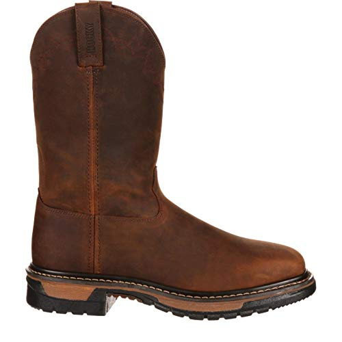 Pictures of Rocky Men's RKW0131 Western Boot Dark RKW0131 11.5 M 2