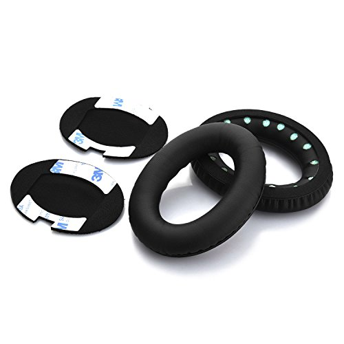 Ear Pads Cushions Replacement For Bose Around Ear 2 AE2 and AE2i Bose Quiet Comfort QC2, QC15, QC25 Headphone