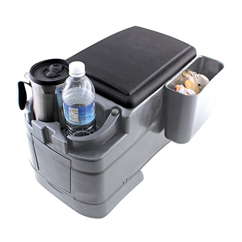 Pilot Automotive CN-108 Center Organizer Console for Vans and Trucks
